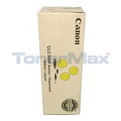 CANON CLC 5000 STARTER YELLOW